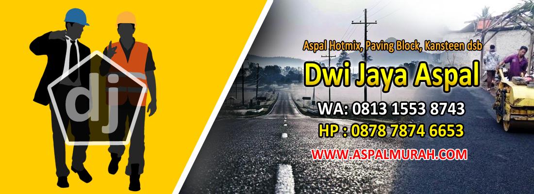 Kontraktor Aspal Jalan di Magetan Jawa Timur